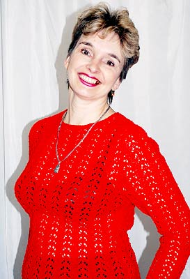 Ukraine bride  Lyudmila 64 y.o. from Mariupol, ID 42876