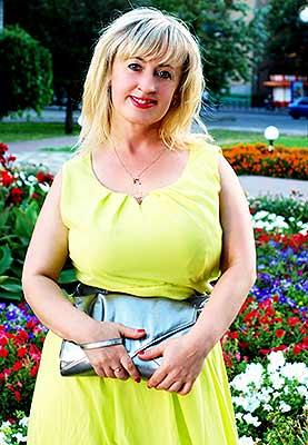 Ukraine bride  Yuliya 44 y.o. from Melitopol, ID 47260