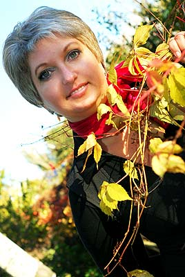 Ukraine bride  Marina 49 y.o. from Melitopol, ID 58797