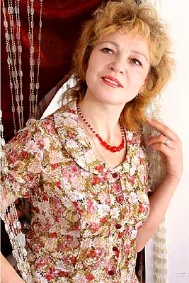 Ukraine bride  Evgeniya 63 y.o. from Zhmerinka, ID 59736