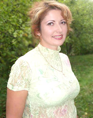 Ukraine bride  Lesya 40 y.o. from Vinnitsa, ID 30199