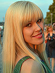 Single Ukraine women Kristina from Dnepropetrovsk