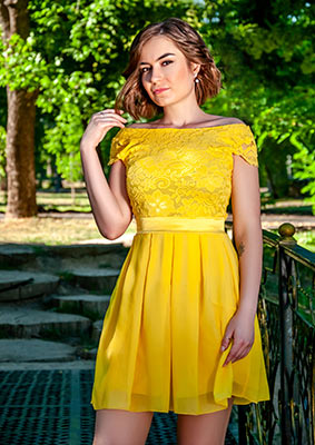 Ukraine bride  Ekaterina 25 y.o. from Dnipro, ID 90130