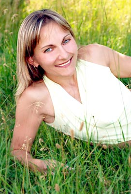 Ukraine bride  Anna 41 y.o. from Nikolaev, ID 46875